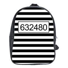 Prison  School Bag (large) by Valentinaart