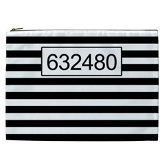 Prison  Cosmetic Bag (xxl)  by Valentinaart