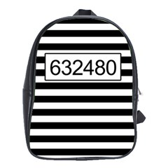 Prison  School Bag (xl)