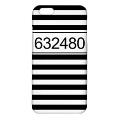 Prison  Iphone 6 Plus/6s Plus Tpu Case by Valentinaart