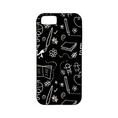 Back To School Apple Iphone 5 Classic Hardshell Case (pc+silicone) by Valentinaart