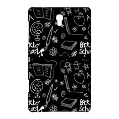 Back To School Samsung Galaxy Tab S (8 4 ) Hardshell Case  by Valentinaart