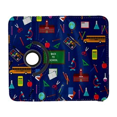 Back To School Galaxy S3 (flip/folio) by Valentinaart