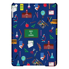 Back To School Ipad Air Hardshell Cases by Valentinaart