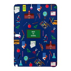 Back To School Samsung Galaxy Tab Pro 12 2 Hardshell Case by Valentinaart