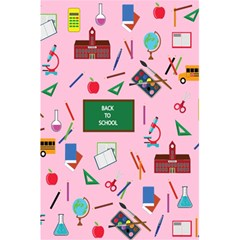 Back To School 5 5  X 8 5  Notebooks