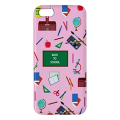 Back To School Iphone 5s/ Se Premium Hardshell Case