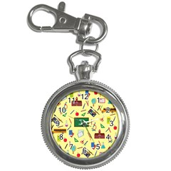 Back To School Key Chain Watches by Valentinaart