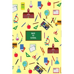 Back To School 5 5  X 8 5  Notebooks by Valentinaart