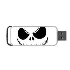 Halloween Portable Usb Flash (two Sides) by Valentinaart