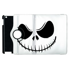 Halloween Apple Ipad 2 Flip 360 Case