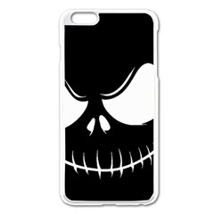 Halloween Apple Iphone 6 Plus/6s Plus Enamel White Case