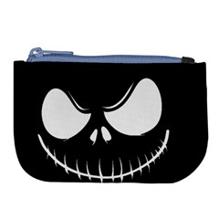 Halloween Large Coin Purse by Valentinaart