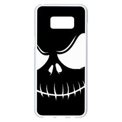 Halloween Samsung Galaxy S8 Plus White Seamless Case
