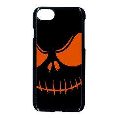 Halloween Apple Iphone 7 Seamless Case (black) by Valentinaart