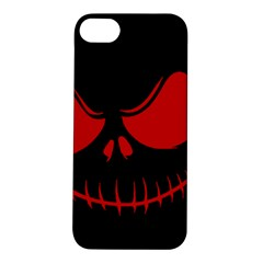 Halloween Apple Iphone 5s/ Se Hardshell Case by Valentinaart