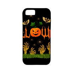 Halloween Apple Iphone 5 Classic Hardshell Case (pc+silicone)