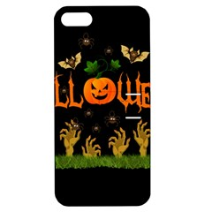 Halloween Apple Iphone 5 Hardshell Case With Stand