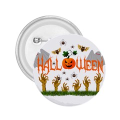 Halloween 2 25  Buttons by Valentinaart