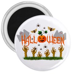 Halloween 3  Magnets