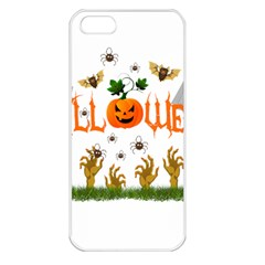 Halloween Apple Iphone 5 Seamless Case (white)
