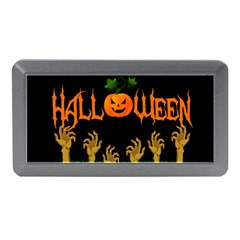 Halloween Memory Card Reader (mini) by Valentinaart
