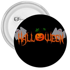 Halloween 3  Buttons by Valentinaart