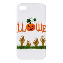 Halloween Apple Iphone 4/4s Premium Hardshell Case