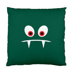 Angry Monster Standard Cushion Case (two Sides) by linceazul