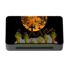 Halloween Zombie Hands Memory Card Reader With Cf