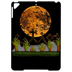 Halloween Zombie Hands Apple Ipad Pro 9 7   Hardshell Case by Valentinaart