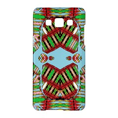 Digital Dot One Samsung Galaxy A5 Hardshell Case  by MRTACPANS