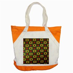 African Textiles Patterns Accent Tote Bag by Mariart