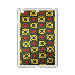 African Textiles Patterns Ipad Mini 2 Enamel Coated Cases by Mariart