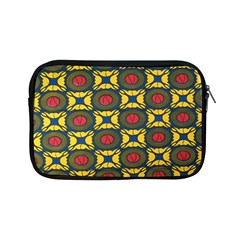 African Textiles Patterns Apple Ipad Mini Zipper Cases by Mariart