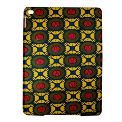 African Textiles Patterns Ipad Air 2 Hardshell Cases by Mariart