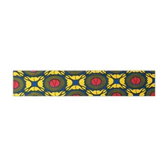 African Textiles Patterns Flano Scarf (mini) by Mariart