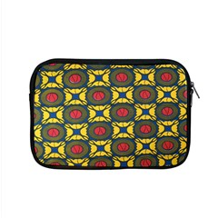African Textiles Patterns Apple Macbook Pro 15  Zipper Case by Mariart