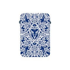 Birds Fish Flowers Floral Star Blue White Sexy Animals Beauty Apple Ipad Mini Protective Soft Cases by Mariart