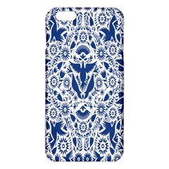 Birds Fish Flowers Floral Star Blue White Sexy Animals Beauty Iphone 6 Plus/6s Plus Tpu Case by Mariart