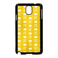 Circle Polka Chevron Orange Pink Spot Dots Samsung Galaxy Note 3 Neo Hardshell Case (black) by Mariart