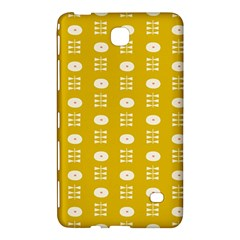 Circle Polka Chevron Orange Pink Spot Dots Samsung Galaxy Tab 4 (8 ) Hardshell Case  by Mariart