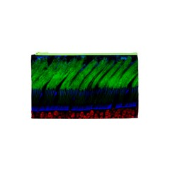 Cells Rainbow Cosmetic Bag (xs) by Mariart