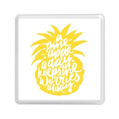 Cute Pineapple Yellow Fruite Memory Card Reader (square)  by Mariart
