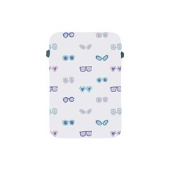 Cute Sexy Funny Sunglasses Kids Pink Blue Apple Ipad Mini Protective Soft Cases