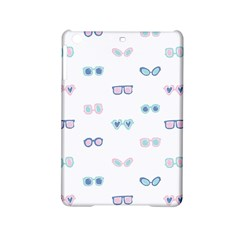 Cute Sexy Funny Sunglasses Kids Pink Blue Ipad Mini 2 Hardshell Cases by Mariart