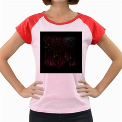 Brain Cell Dendrites Women s Cap Sleeve T Shirt by Mariart