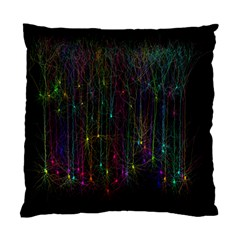 Brain Cell Dendrites Standard Cushion Case (two Sides) by Mariart