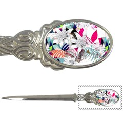 Flower Graphic Pattern Floral Letter Openers by Mariart
