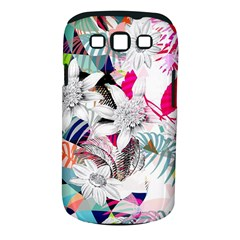Flower Graphic Pattern Floral Samsung Galaxy S Iii Classic Hardshell Case (pc+silicone) by Mariart